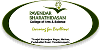 Pavendar Bharathidasan Institute of Information and Technology